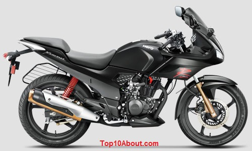 Top 10 Hero Bike Models with Indian Price