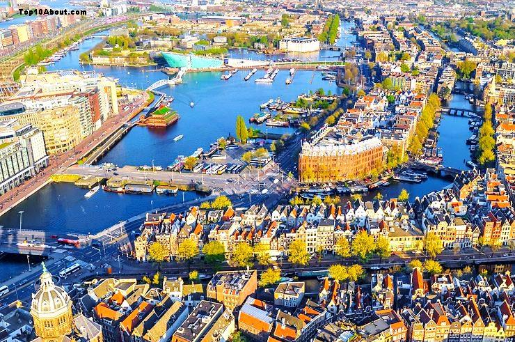 Top 10 Best Tourist Attractions in Netherlands