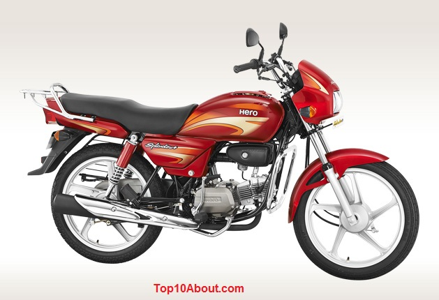 Top 10 Cheapest Bikes in India