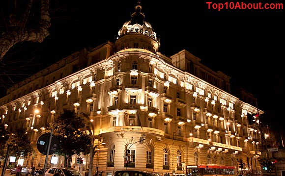 Top 10 High Class 7 Star Luxury Hotels