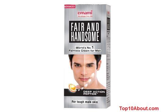 Top 10 Best Fairness Creams for Men 2016