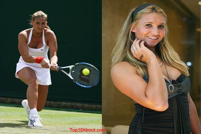 Top 10 Hottest Female Tennis Players In The World 2016