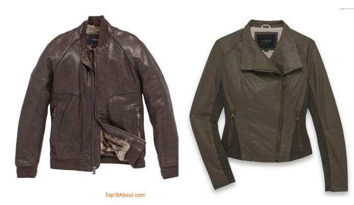 Top 10 Best Brands that make Leather Jackets