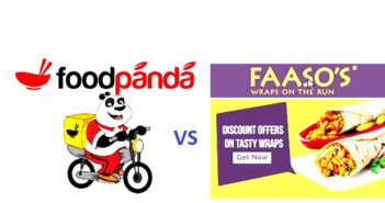 FAASOS OFFERS VS FOODPANDA OFFERS