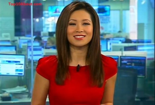 Top 10 Most Beautiful Female Anchors in the World