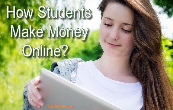 Top 10 Easy Ways to Make Money Online for Students