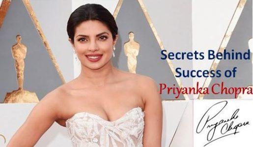 Top 10 Secrets of Priyanka Chopra's Success