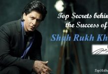 Top 10 Secrets of Shah Rukh Khan's Success
