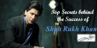 Top 10 Secrets of Shah Rukh Khan's Success