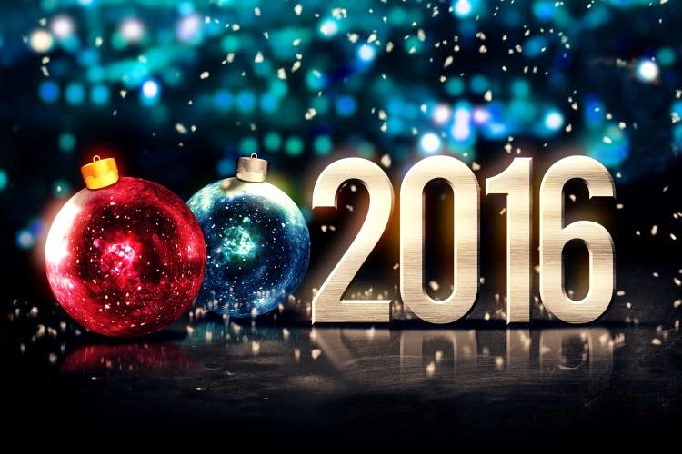 Top 10 Wishing Messages for New Year 2016
