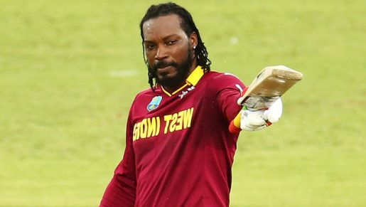 Chris Gayle Top 10 Batsman with Highest Centuries in ODI