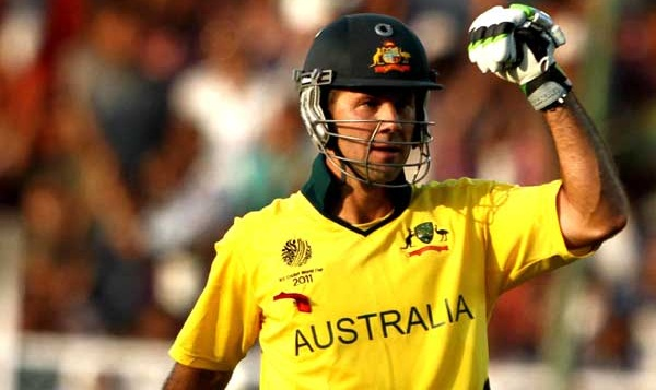 Ricky Ponting Top 10 Batsman with Highest Centuries in ODI