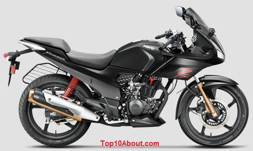 Top 10 Hero Bike Models with Indian Price