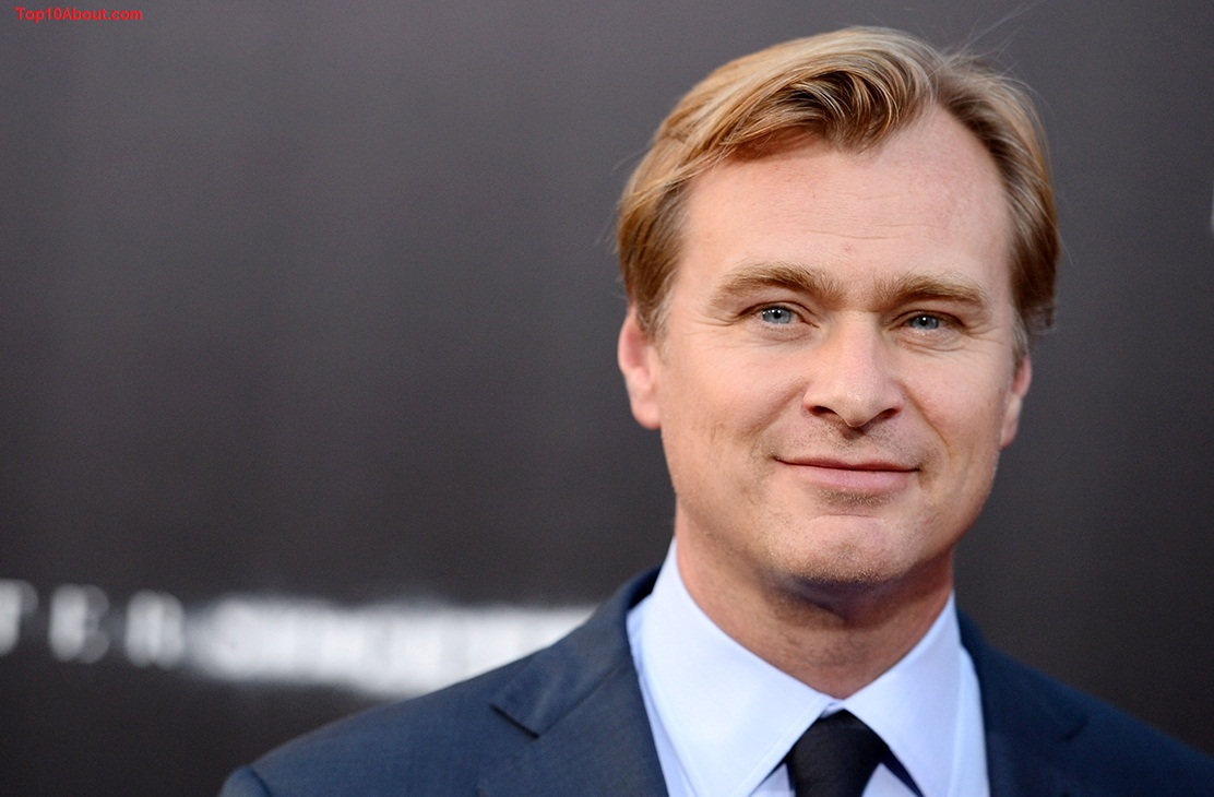 Christopher Nolan- Top 10 Highest Paid Directors of Hollywood 2019