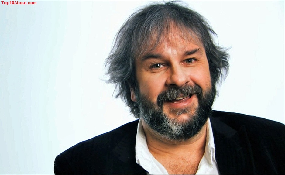 Peter Jackson- Top 10 Highest Paid Directors of Hollywood 2019