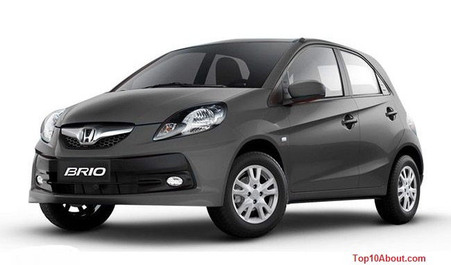 Honda Brio Top 10 Best Cars under 5 Lakh in India
