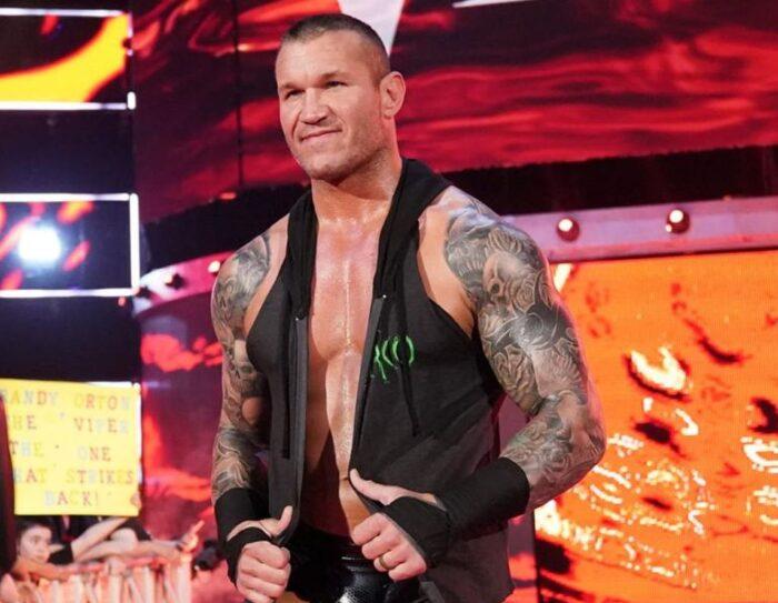 Randy Orton- Top 10 Highest-Paid WWE Wrestlers