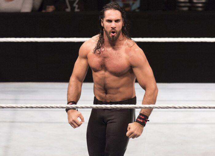 Seth Rollins- Top 10 Highest-Paid WWE Wrestlers