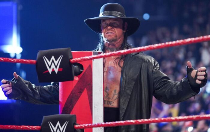 The UnderTaker- Top 10 Highest-Paid WWE Wrestlers