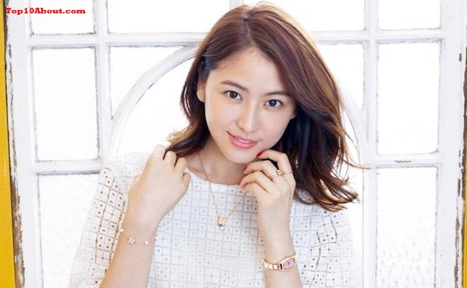 Top 10 Beautiful Japanese Women in the World 2018
