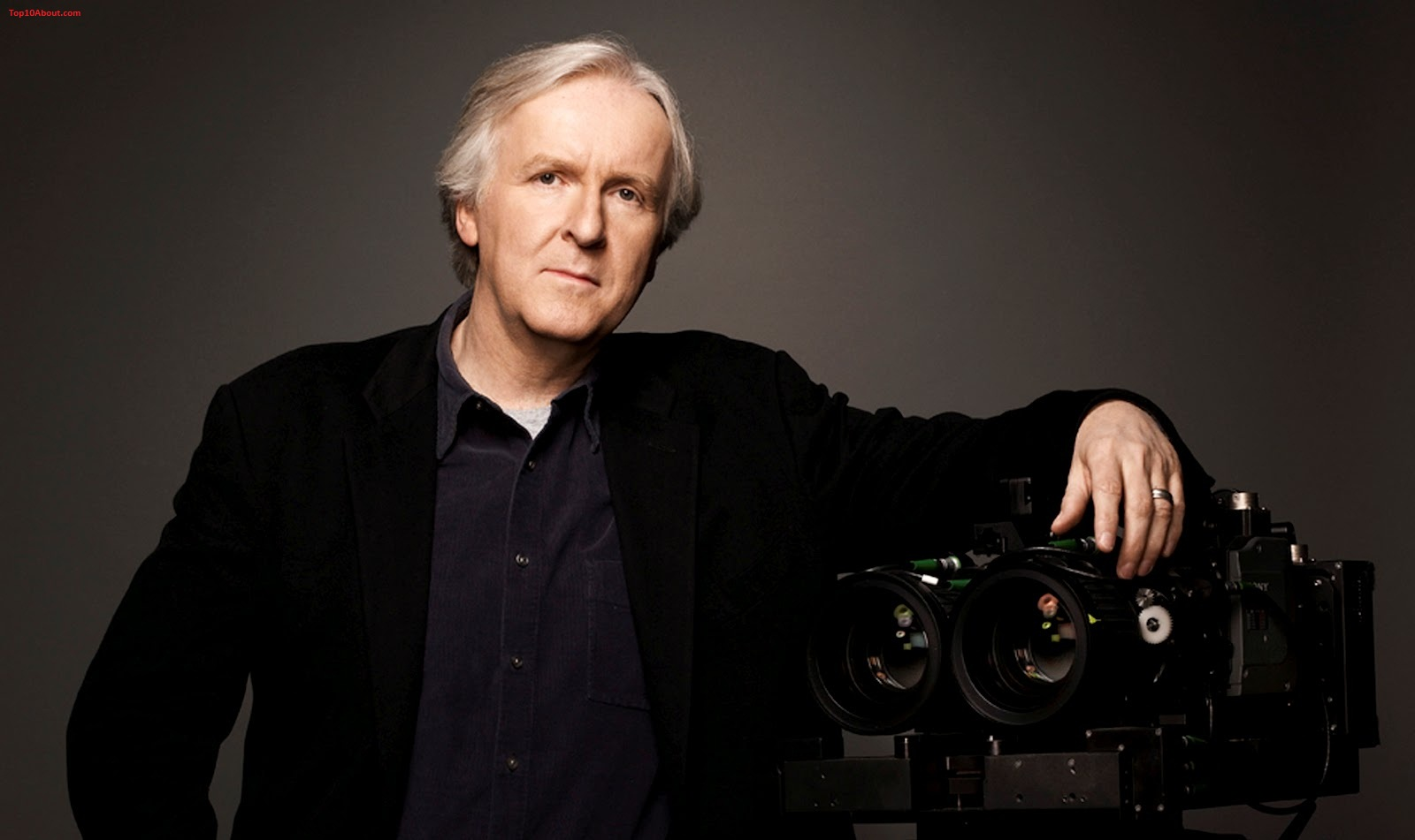James Cameron- Top 10 Highest Paid Hollywood Directors of All Time