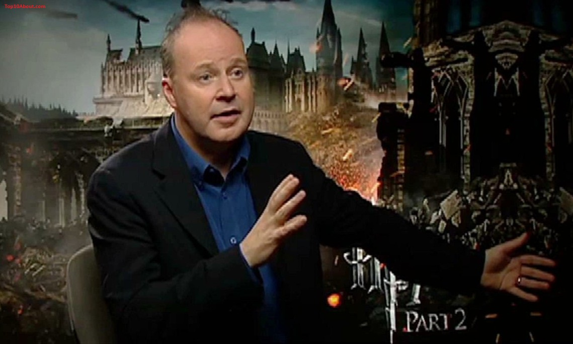 David Yates- Top 10 Highest Paid Hollywood Directors of All Time