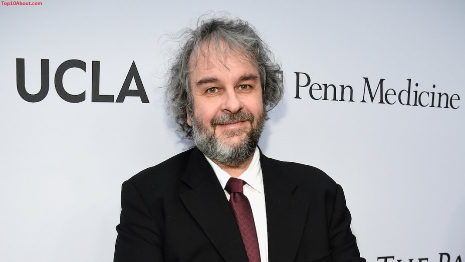 Peter Jackson- Top 10 Highest Paid Hollywood Directors of All Time