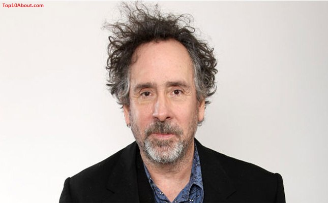 Tim Burton- Top 10 Highest Paid Hollywood Directors of All Time