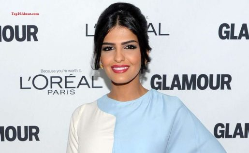 Ameerah Al-Taweel Top 10 Most Beautiful Muslim Women in the World