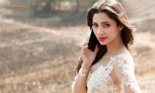 Mahira Khan Top 10 Most Beautiful Muslim Women in the World