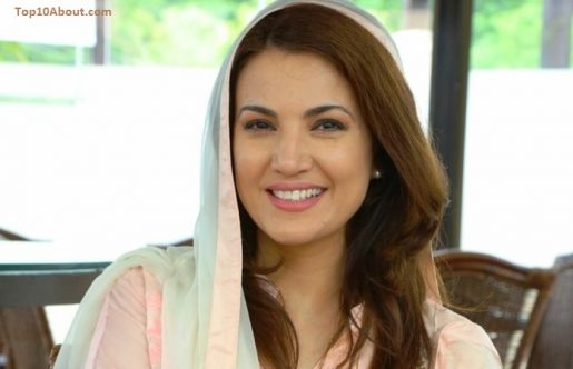 Reham Khan Top 10 Most Beautiful Muslim Women in the World