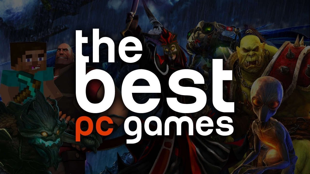 Top 10 Best PC Games of All Time