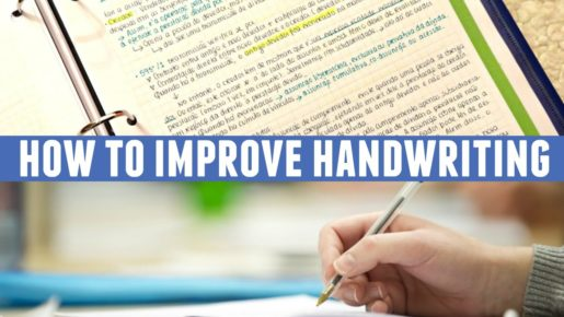 Top 10 Tips to Make Good Handwriting for Students