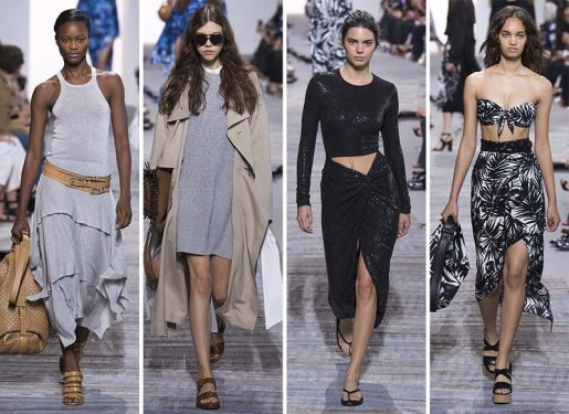 Top 10 Fashion Trends for Spring Summer