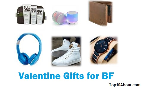 Top 10 Perfect Valentine Gifts for Boyfriend in 2018