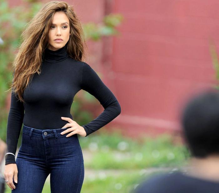 Sexy holywood actress