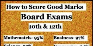 Top 10 Tricks to Score Good Marks in Board Exam