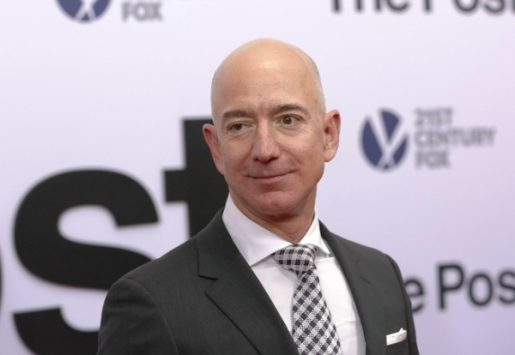 Jeff Bezos is one of the top 10 most powerful American people