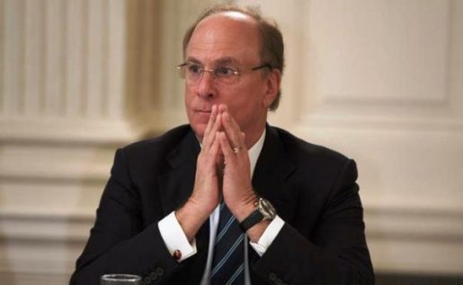 Larry Fink is one of the top 10 most powerful American people