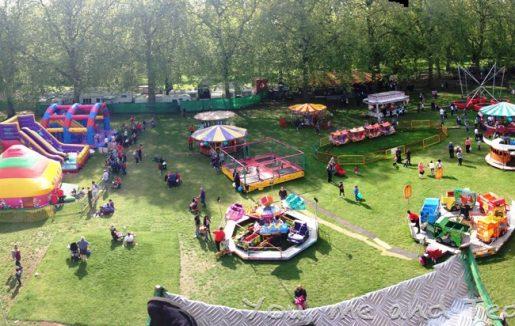 Battersea Park Children's Zoo, London Top 10 Fun places for Kids in London