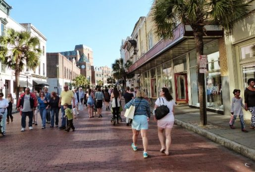 Charleston, South Carolina Top 10 Best Cities to Live in USA