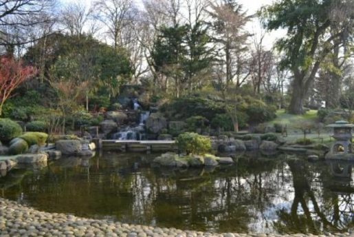 Holland Park & Kyoto Garden, London Top 10 Fun places for Kids in London