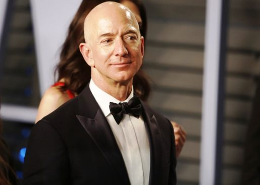 Jeff Bezos Top 10 Most Powerful People in the World