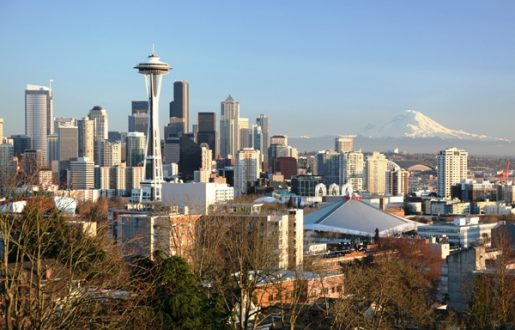 Seattle, Washington Top 10 Best Cities to Live in USA
