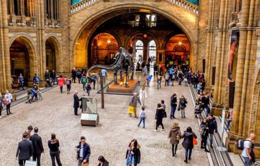The Kensington Museum Triple, London Top 10 Fun places for Kids in London