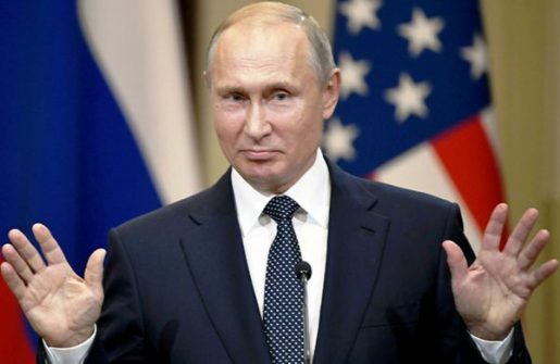 Vladimir Putin is one of the Top 10 Most Powerful People in the World