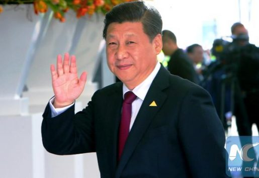 Xi Jinping is one of the Top 10 Most Powerful People in the World